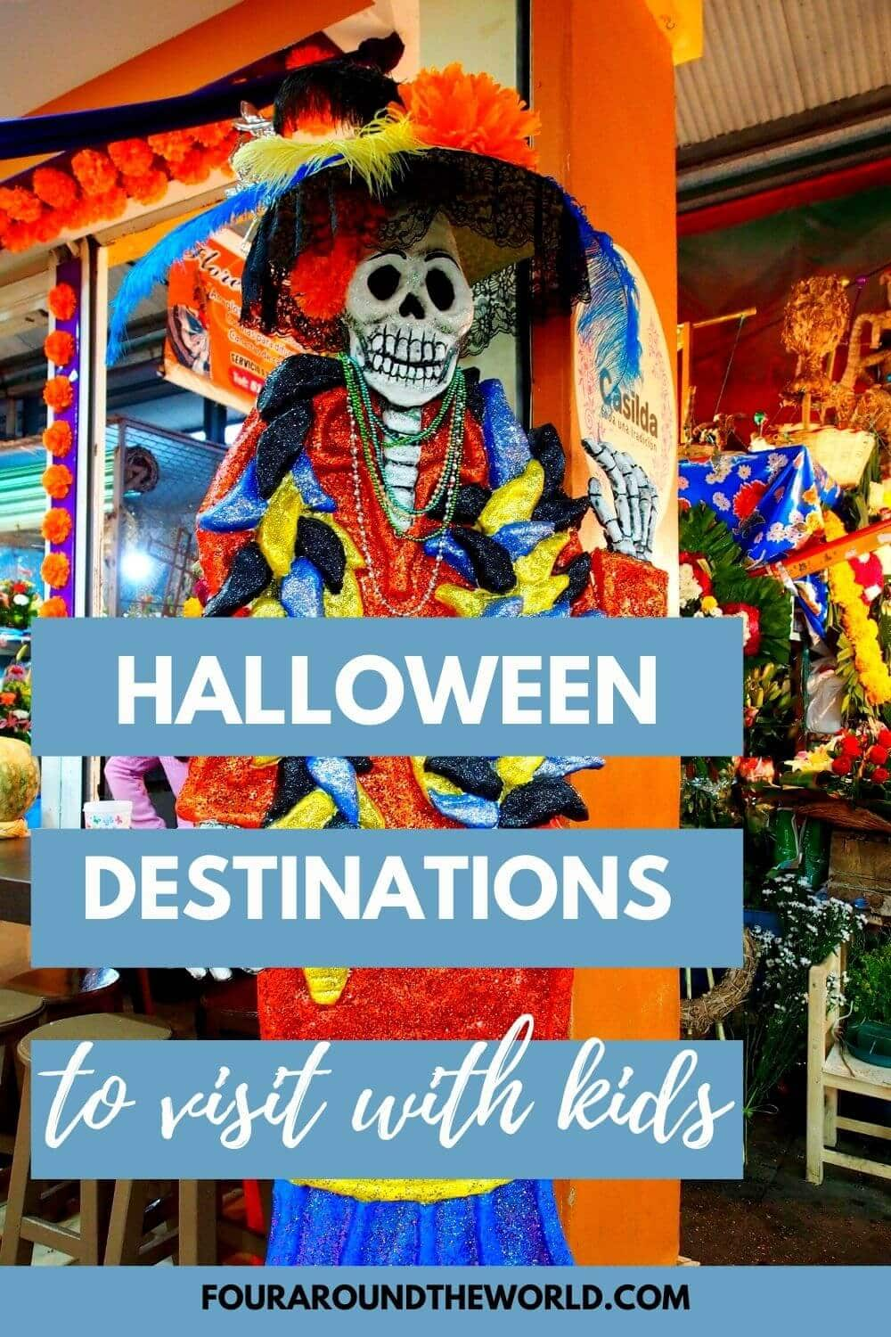 best places to go for Halloween with kids