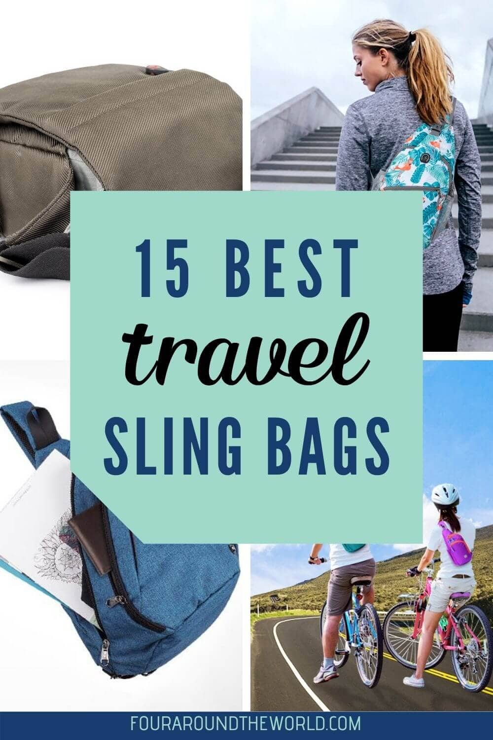 best sling bags for travel crossover bags men and women