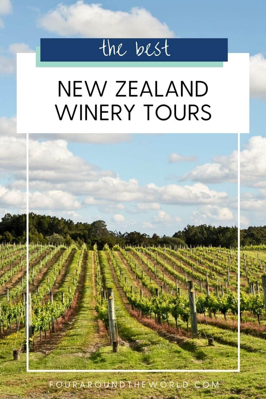 new zealand winery tours