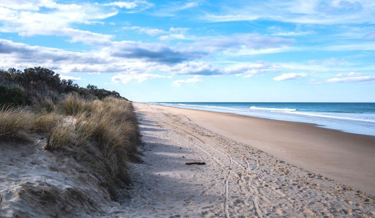ninety mile beach gippsland