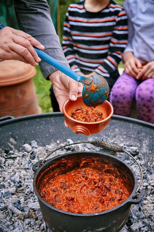 family dutch oven dinner ideas