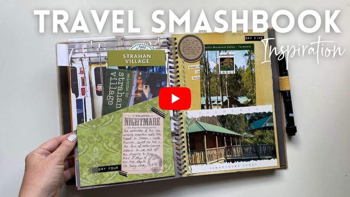 travel smashbook youtube thumbnail