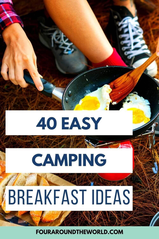 easy camping breakfast ideas