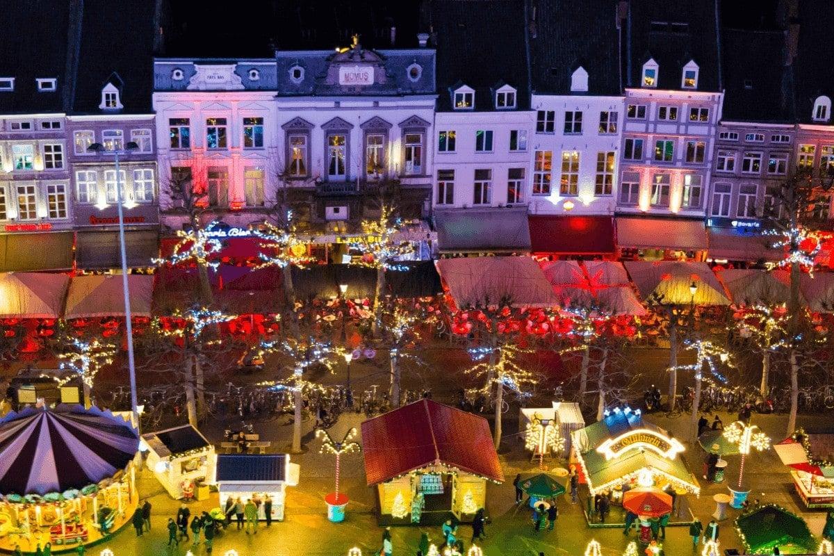Christmas Market in Maastricht