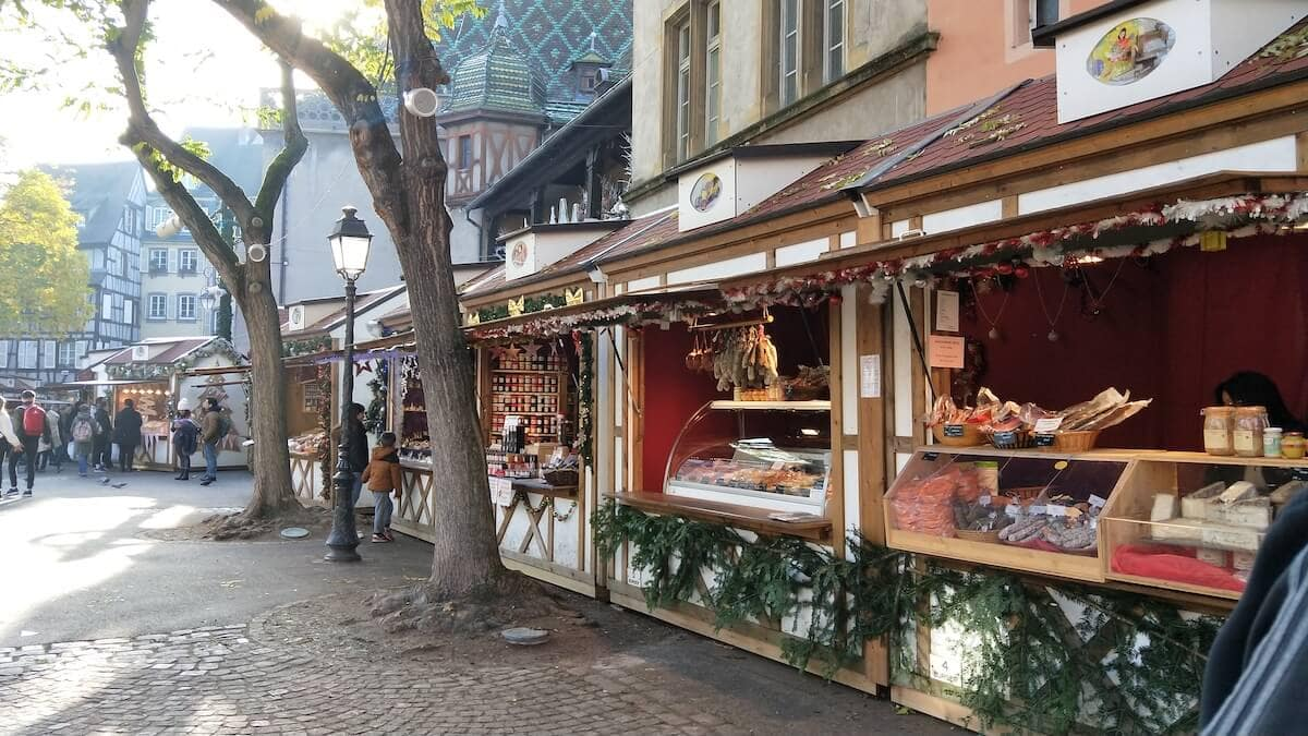 Alsace christmas markets
