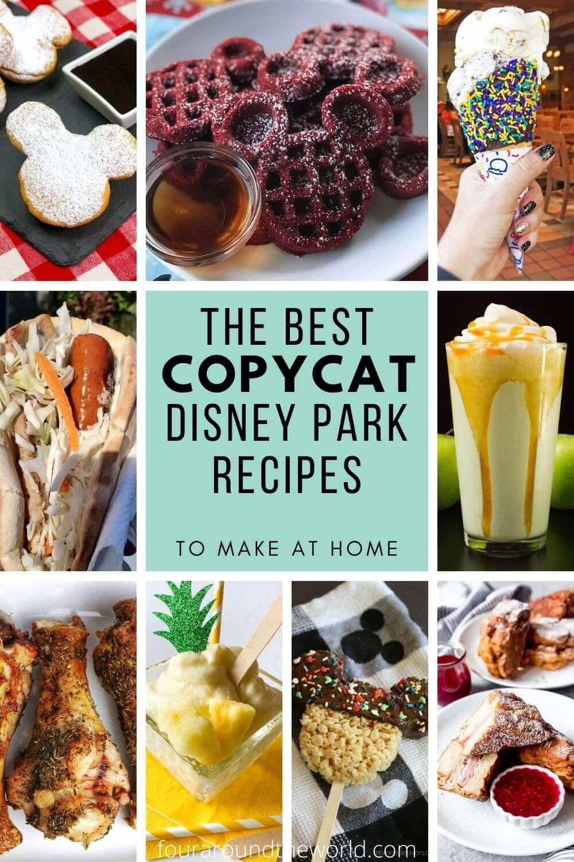 disney copycat recipes