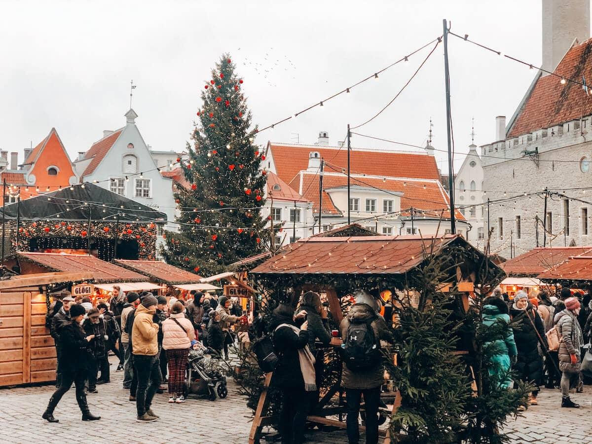 tallinn Christmas markets