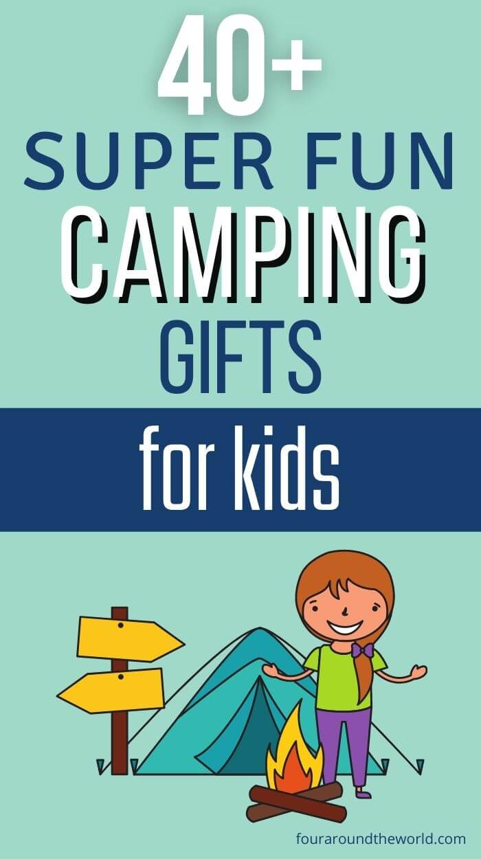 camping gifts for kids and teens
