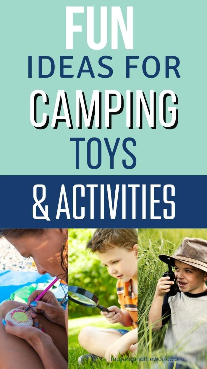 The Best Camping Toys And Activities For Kids